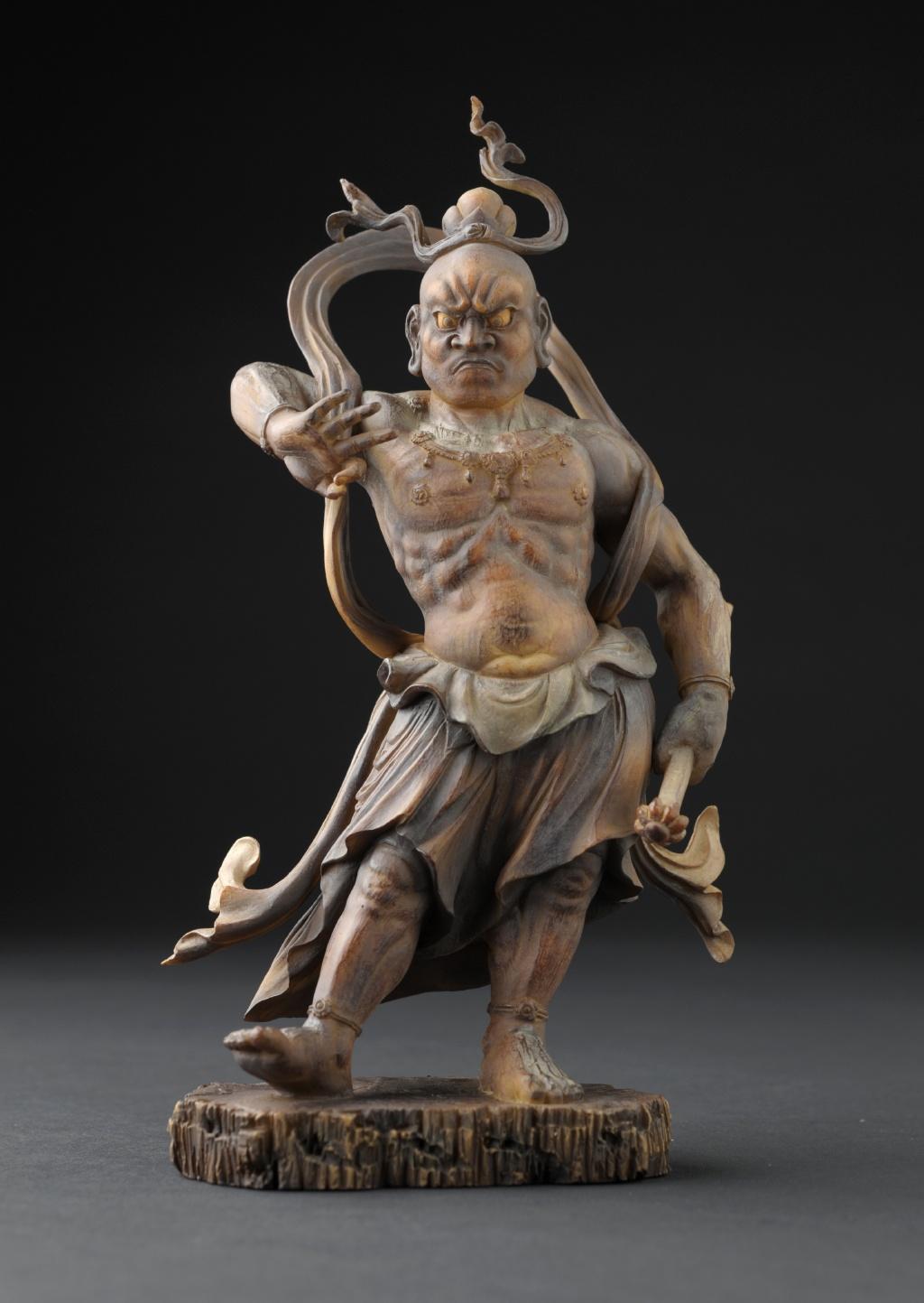 【仏像】金剛力士(吽形) - リアル仏像 | リアル仏像,ポリストーン | | 本格仏像の仏像ワ