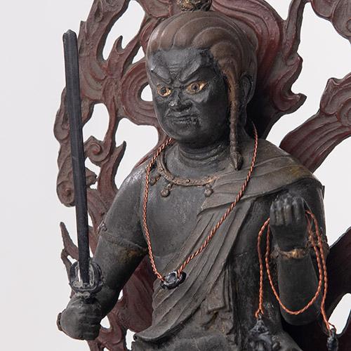540-068の説明〜大仏師 快慶の名