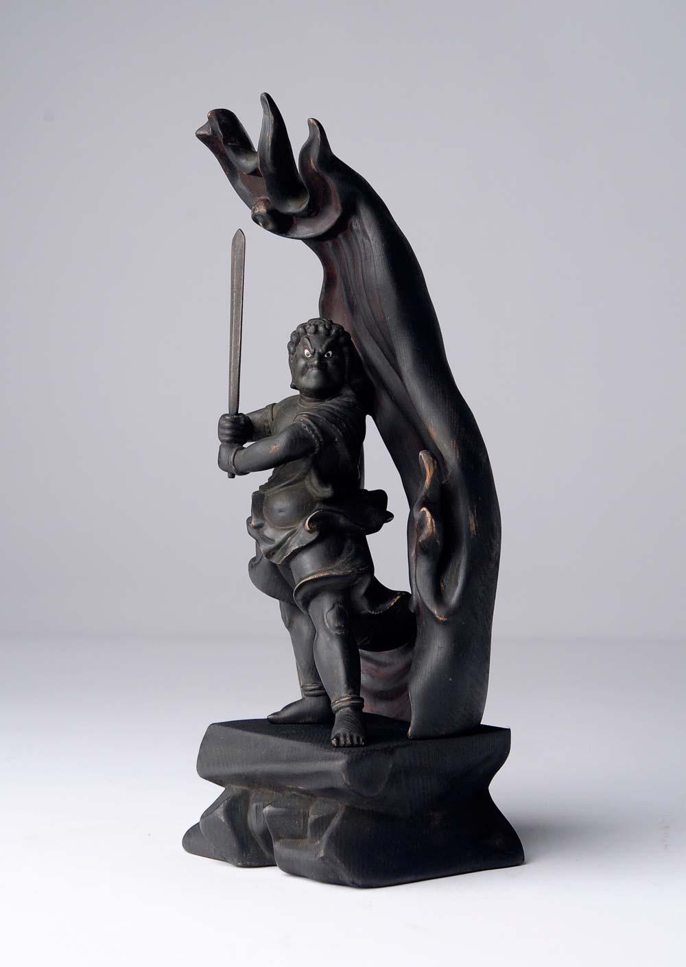 宮本 武蔵 仏像