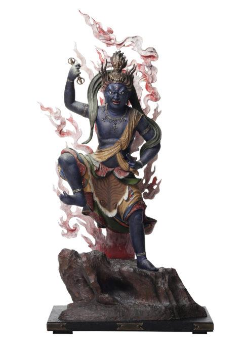 神社の蔵王権現 | 仏像ワールド