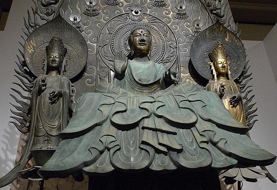 法隆寺 仏像